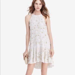 DVF Kera Sequin Embellished Dress